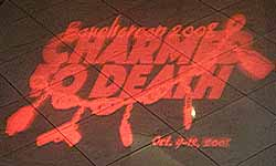 Bouchercon logo in light
