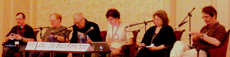 Photo of the Theological Debate in Fantasy & SF